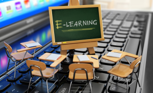 Image that resembles E-Learning Concept